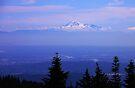 Mt Baker   USA  by Elaine Manley