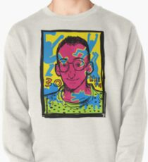 Keith Haring Tribute Pullover Sweatshirt