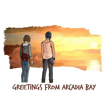 Greetings from Arcadia Bay by Vixetches