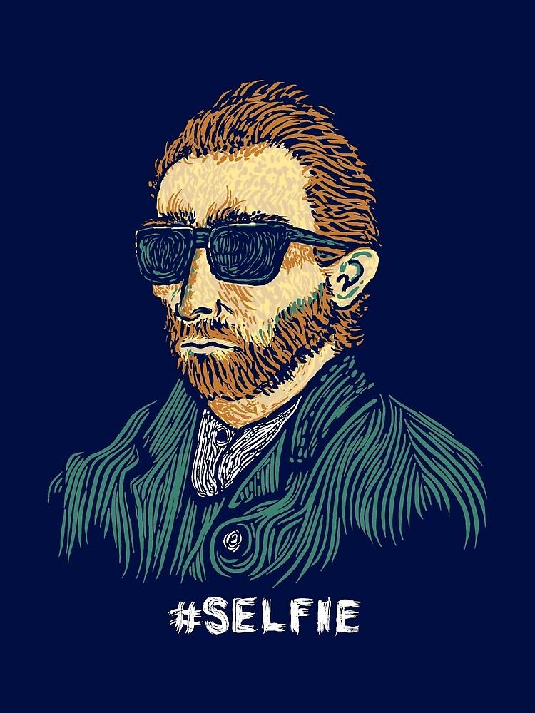 Van Gogh: Meister des Selfie von BootsBoots