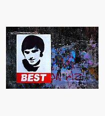 George Best Wall Art Photographic Print