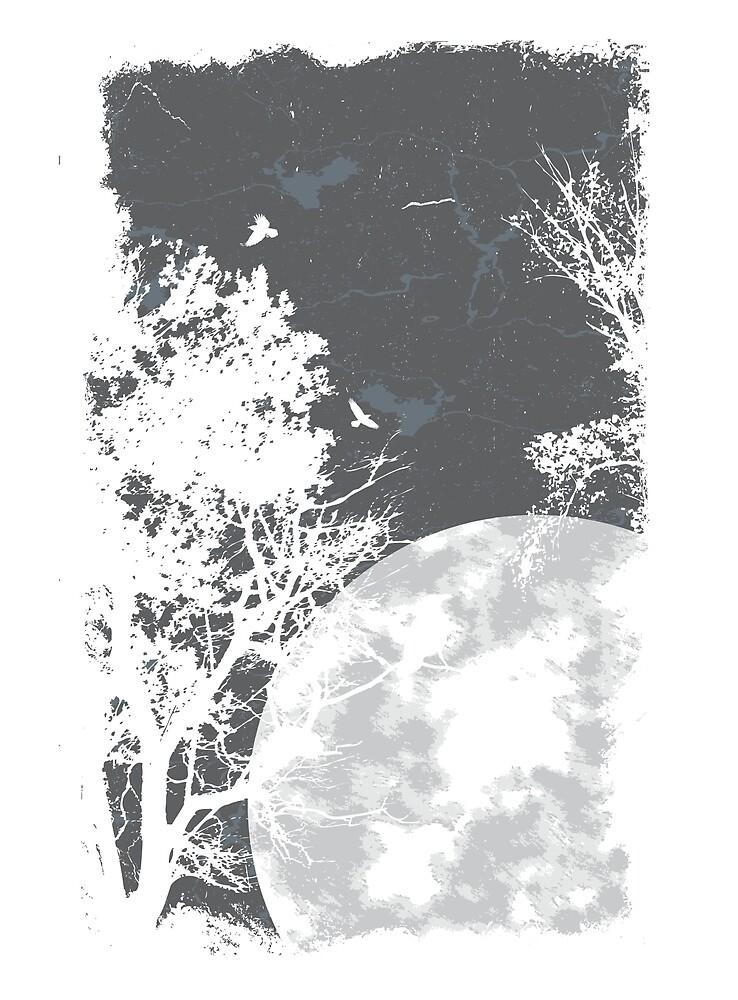 Moonlit Ravens by SerialWrdAbuser