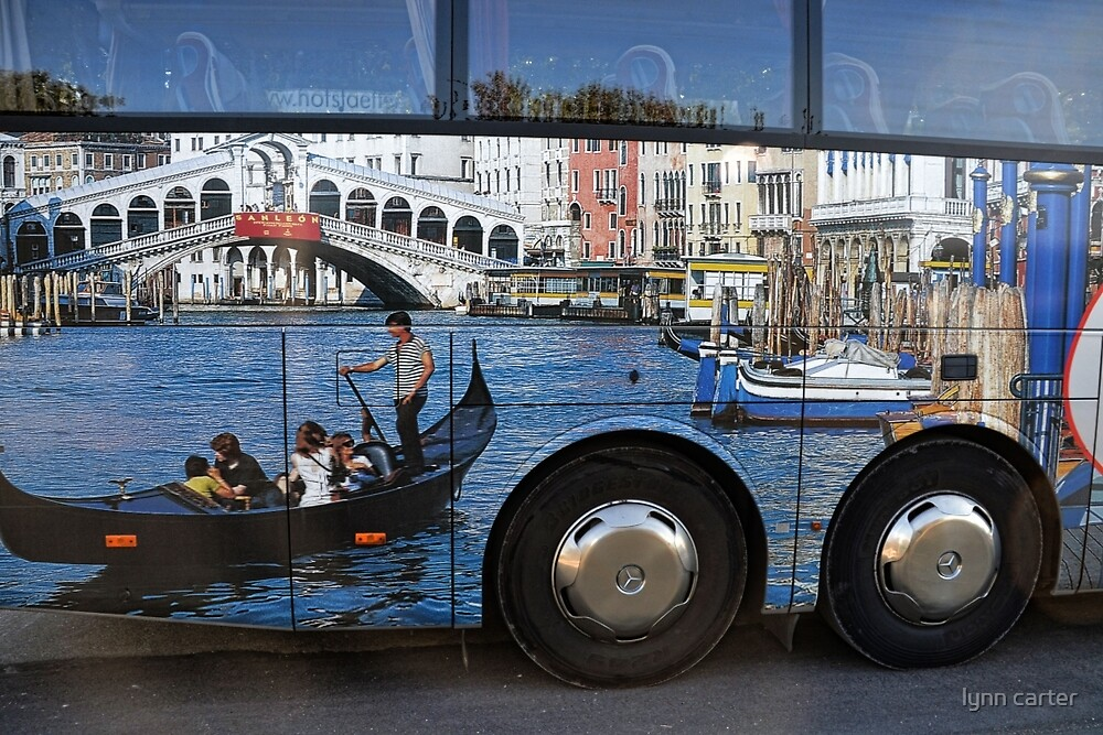 Venice On Wheels by lynn carter
