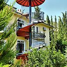 The Spiral Staircase . by Lilian Marshall