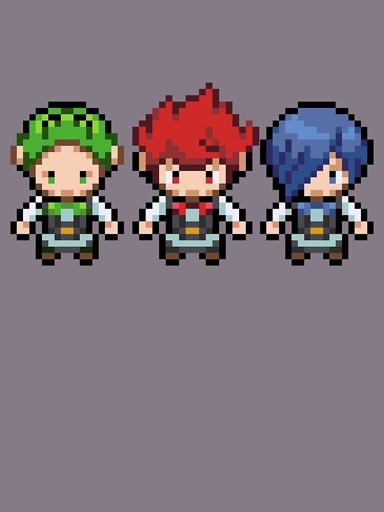Cilan, Chili and Cress Trio by fourfourfour
