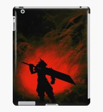 Save Midgar iPad Case/Skin