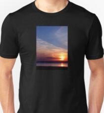 Ballyholme Sunset Unisex T-Shirt