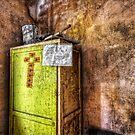 Locker by MarkusWill