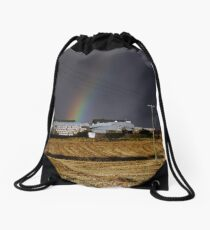 We Found Love Drawstring Bag