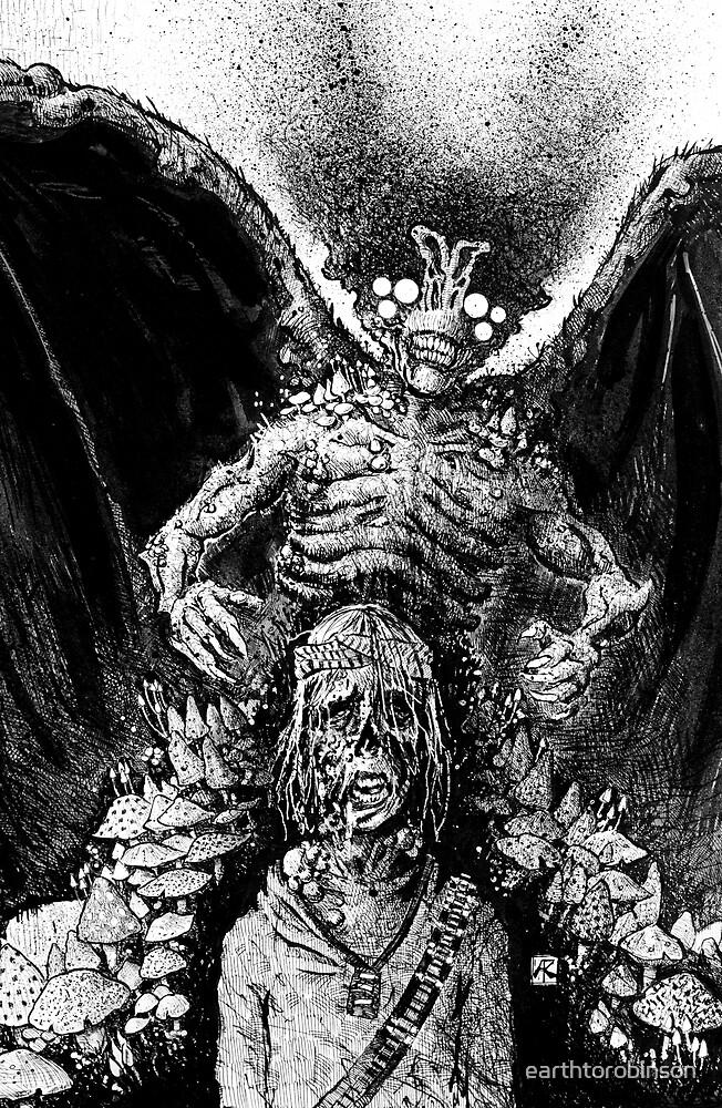 Lord of Contagion  by earthtorobinson