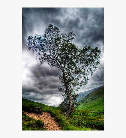 Glen Etive, The Highlands Photographic Print