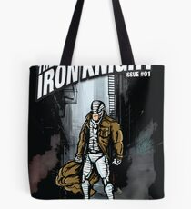 The Iron Knight - Issue #01 Tote Bag