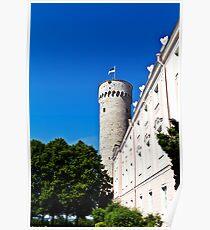 Toompea, Tallinn Poster
