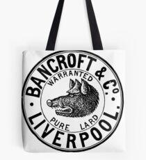 Pure Lard Tote Bag