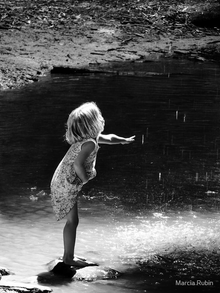 One Must Reach to Grow by Marcia Rubin