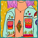 Desert Heart by doodlebymeg