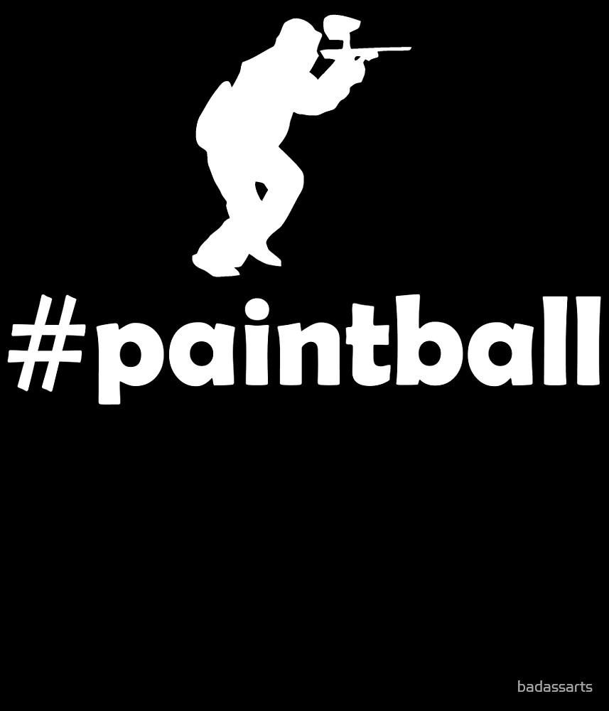 PAINTBALL by badassarts