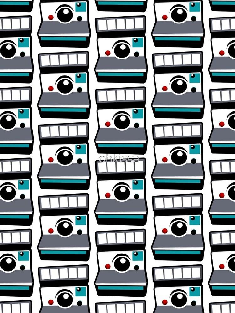 Retro Instant Camera by ohkissa