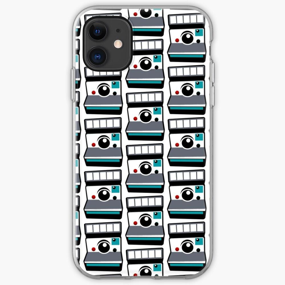 Retro Instant Camera iPhone Case & Cover