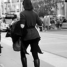 peoplescapes #327, haste by stickelsimages