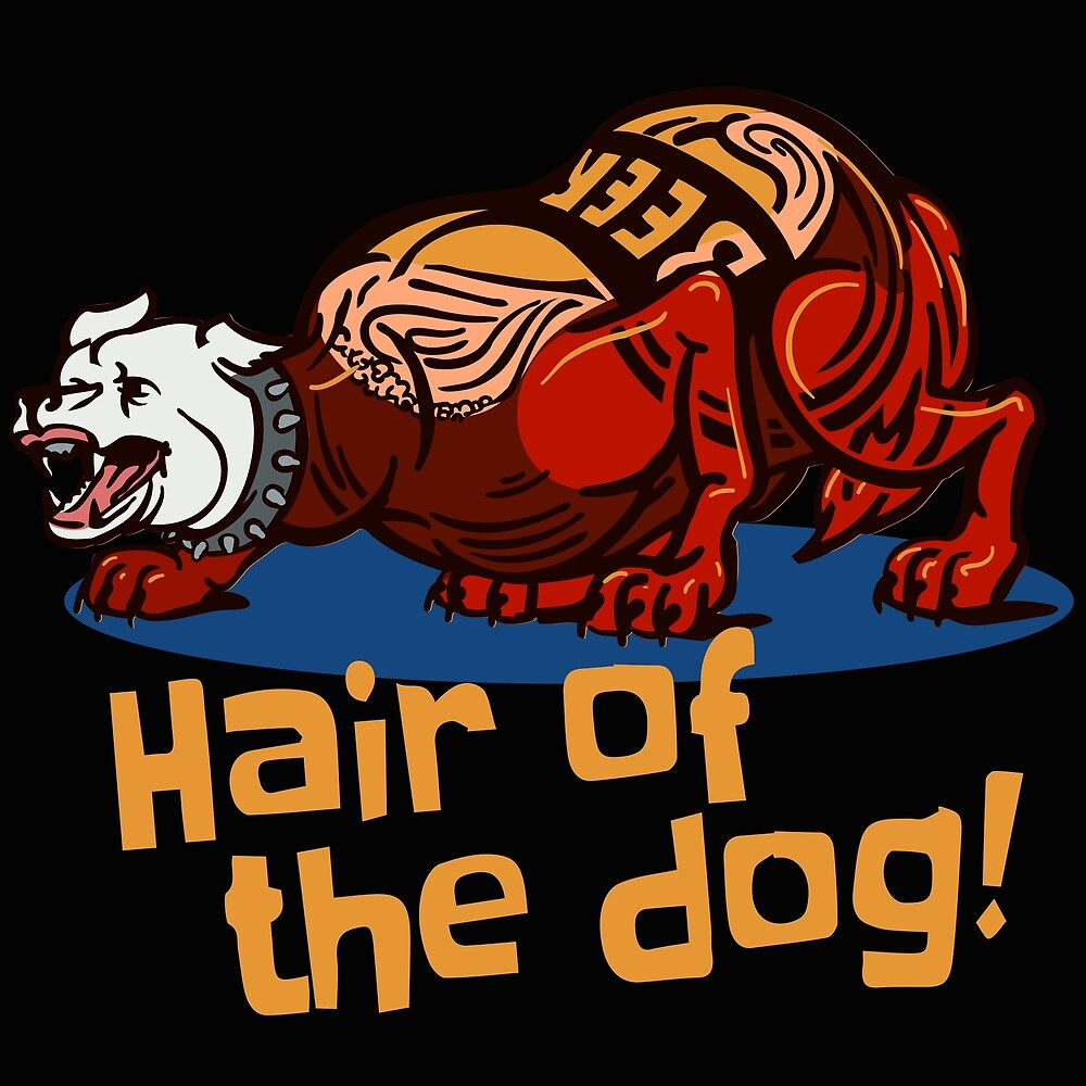 Hair of the Dog Beer by a-roderick