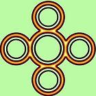 Eight Rotate Design by muz2142