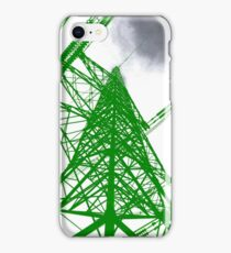 Green Energy iPhone Case/Skin