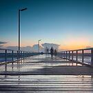 Semaphore Jetty by Ben Goode