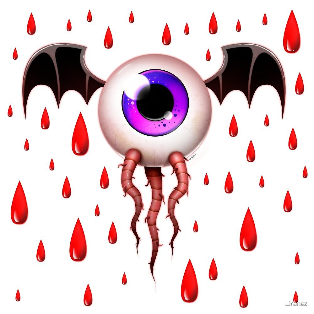 Halloween Eye by Liransz