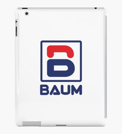 Richie Tenenbaum (Royal Tenenbaums) 'BAUM' Shirt  iPad Case/Skin