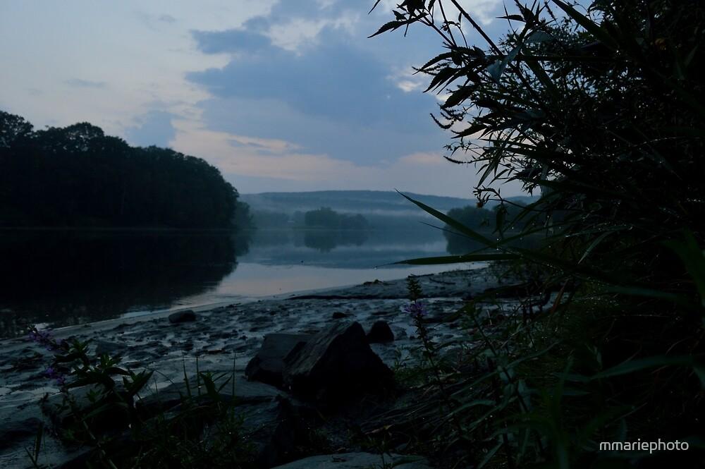 Fresh Rain River Side by mmariephoto