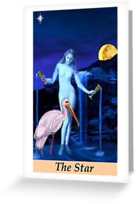 THE STAR by Tarot Romance