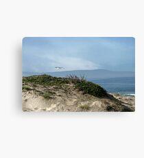 Beach Serenity Canvas Print