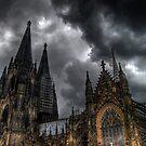 Kölner Dom von pixelcafe