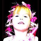 Flower Fairy by orchiddesign