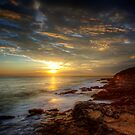 Maroubra Sunrise by Mark  Lucey