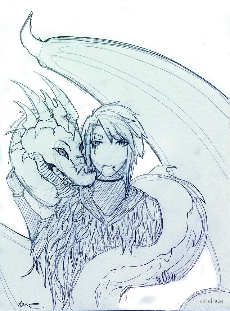 Mordecai by ansinoa