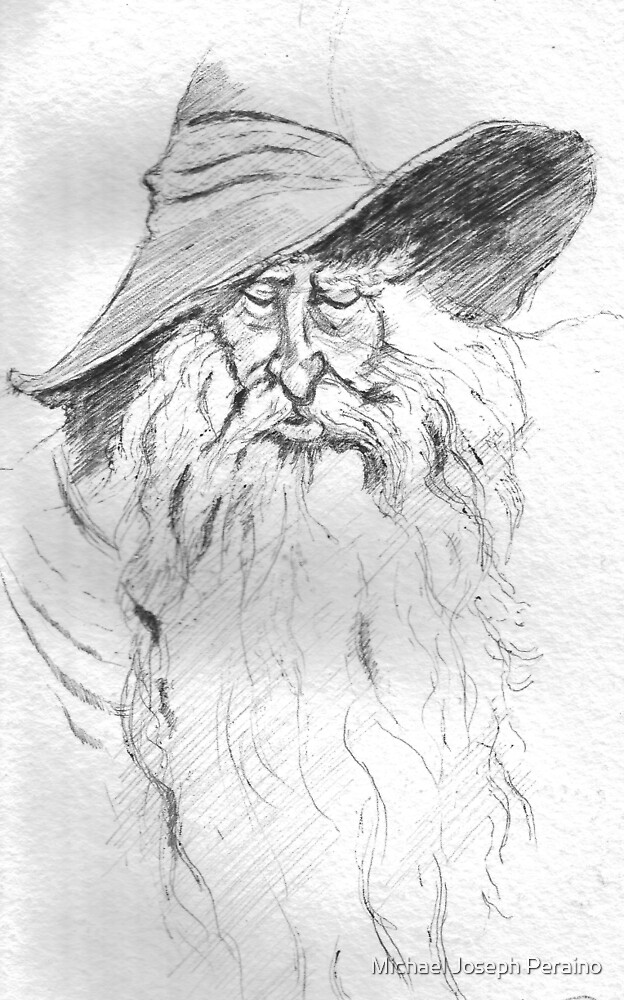 Wizard by Michael Joseph Peraino