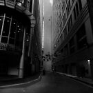 Angel Place, Sydney by darrenmars