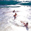 The Beach Boys by Chris Paddick