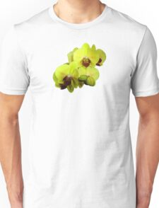 Group of Yellow Orchids Unisex T-Shirt