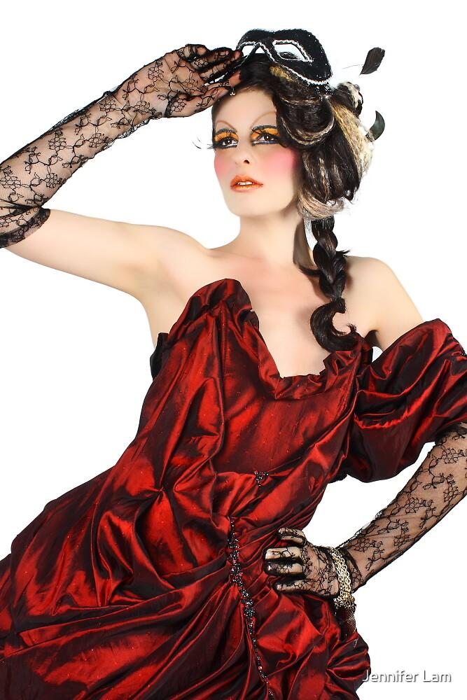 Victorian Era 4 by Jennifer Lam