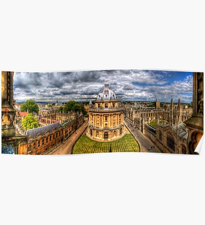 Radcliffe Camera  Poster