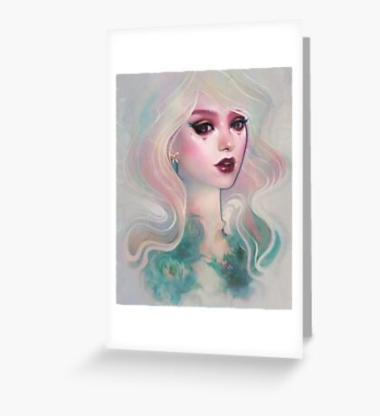 Spectra Greeting Card