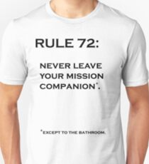 Rule 72 T-Shirt