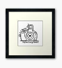 Photographs Framed Print