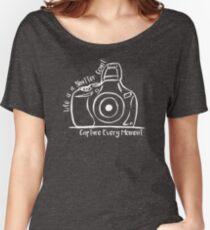 Photographs Women's Relaxed Fit T-Shirt