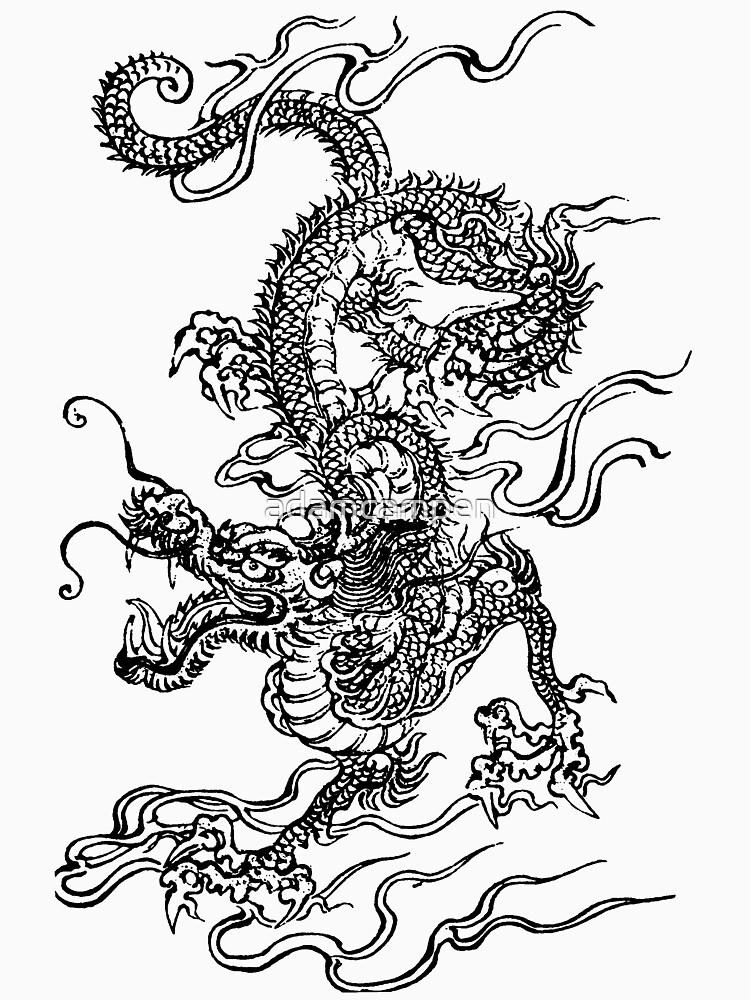 Black Dragon by adamcampen