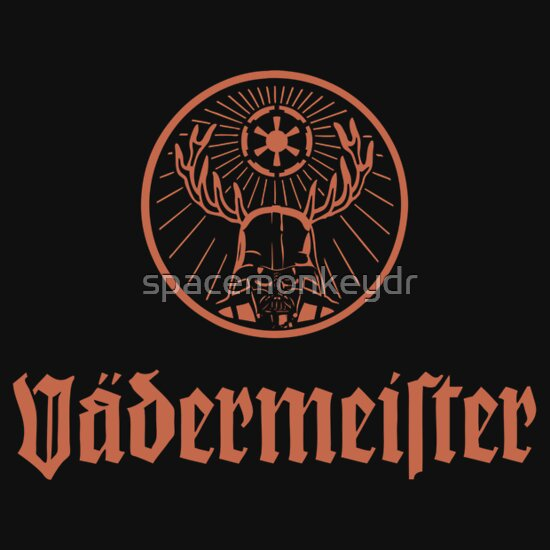 TShirtGifter presents: Vadermeister- Star Wars T-Shirt
