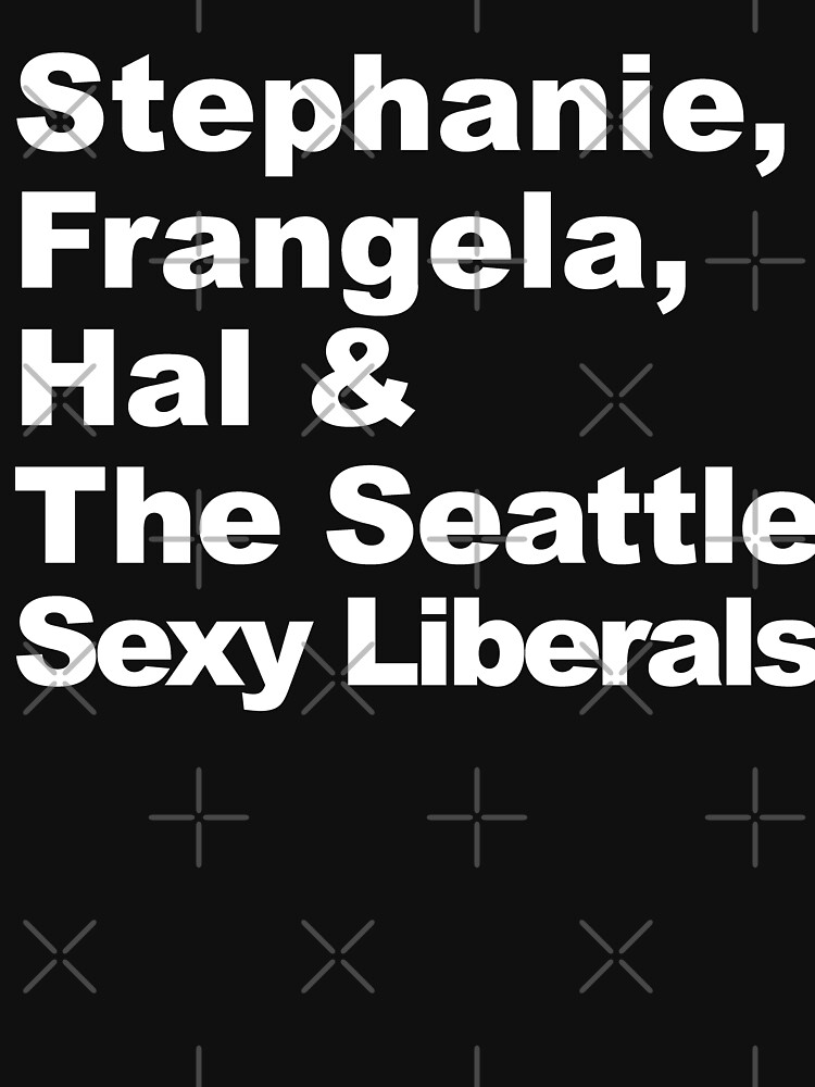 Stephanie, Frangela, Hal & The Seattle Sexy Liberals by SMShow